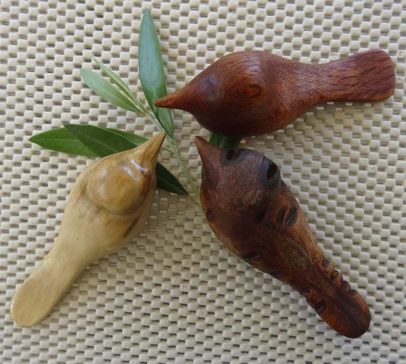 Comfort Birds & olive leaf 1