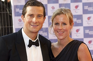 Bear and Shara Grylls